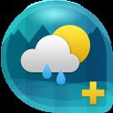 Meteo & Clock Widget per Android non Ads