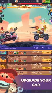 Clicker Racing screenshot 2