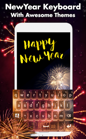 New Year Keyboard 2019 1 1 Download APK for Android - Aptoide