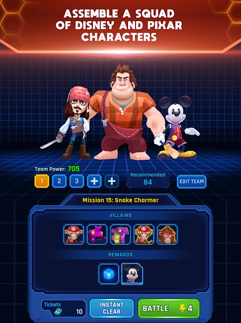 Disney Epic Quest screenshot 10