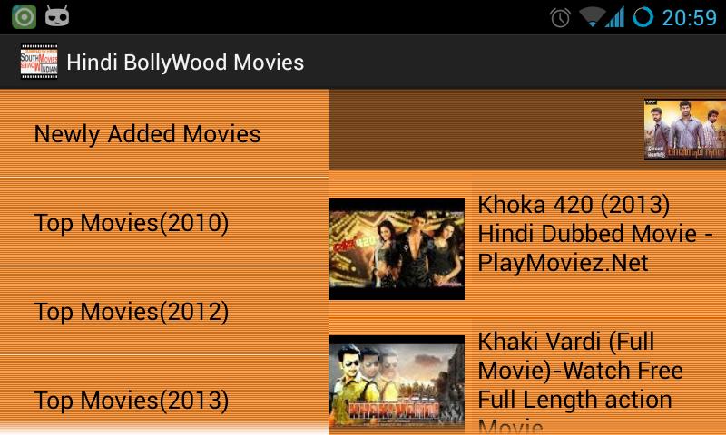 Bollywood Movies APK