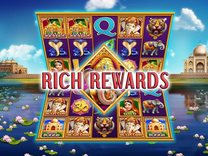 free slots riches of india