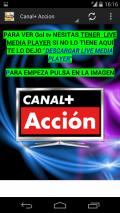 Canal+ Mix Screenshot
