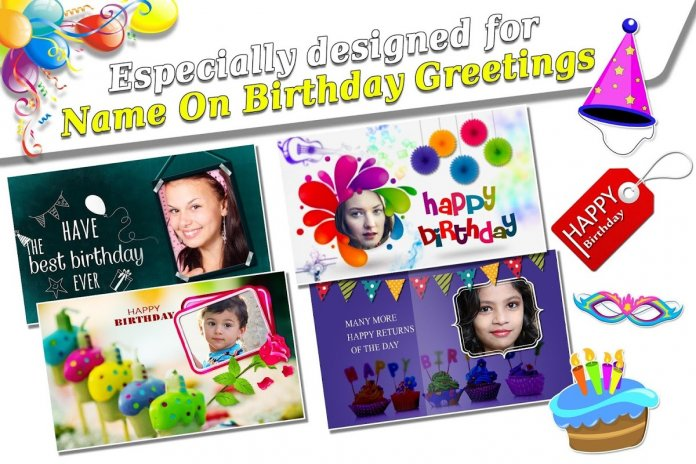 Birthday Greeting Cards Maker Create Photo Frames 18 Download Apk
