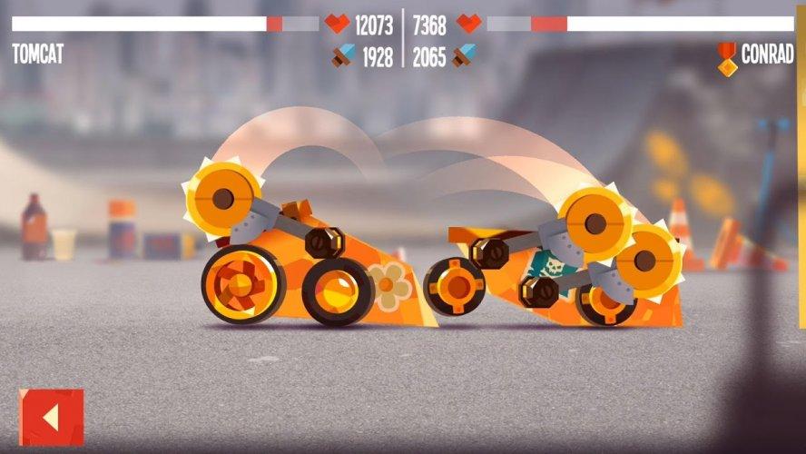 CATS: Crash Arena Turbo Stars screenshot 1