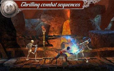 Prince of Persia Shadow&Flame (обновлено v 2.0.2) + MOD (бесконечное золото) 2