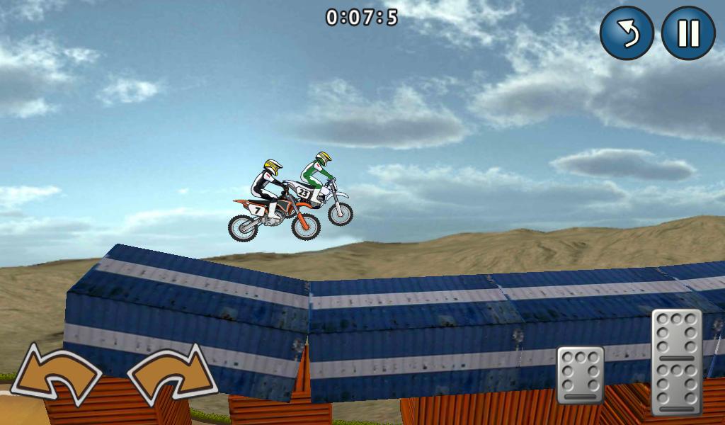 Motocross Racing screenshot 2
