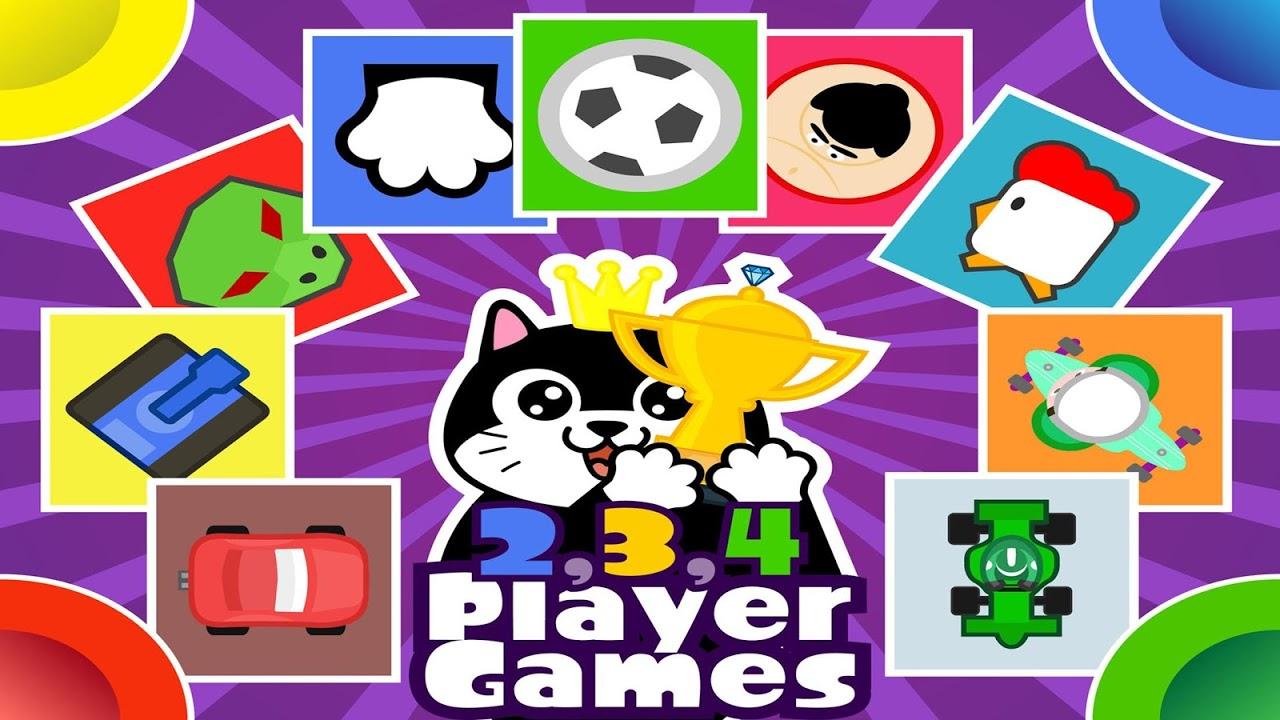 Jogos para 2 3 e 4 Jogadores screenshot 1