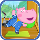 Fitness Games: Hippo Trainer