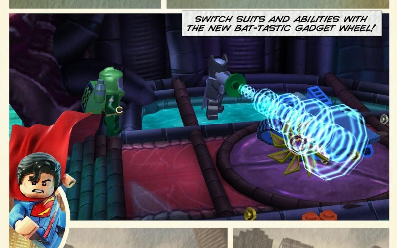 LEGO ® Batman: Beyond Gotham screenshot 8