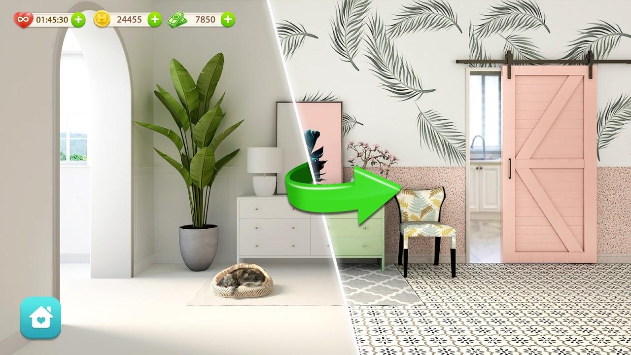 Dream Home – House & Interior Design Makeover Game 25.25.25 Download ...