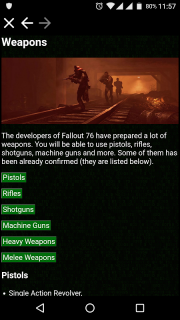 Vault 76 Secrets - Guide for Gaming Fallout 76 1 6 0