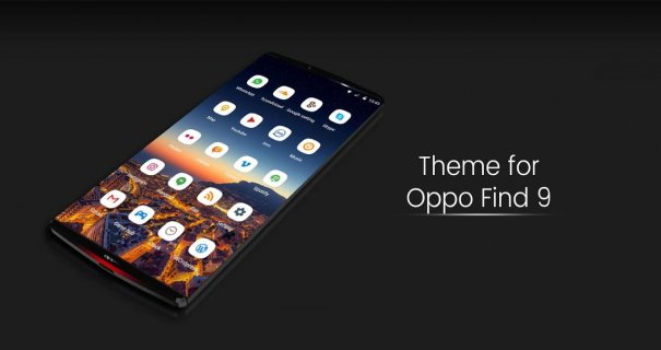 Theme for Oppo Find 9 1 0 Download APK for Android - Aptoide