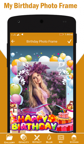 Happy birthday card photo frame 114 download apk for android aptoide happy birthday card photo frame screenshot 5 m4hsunfo
