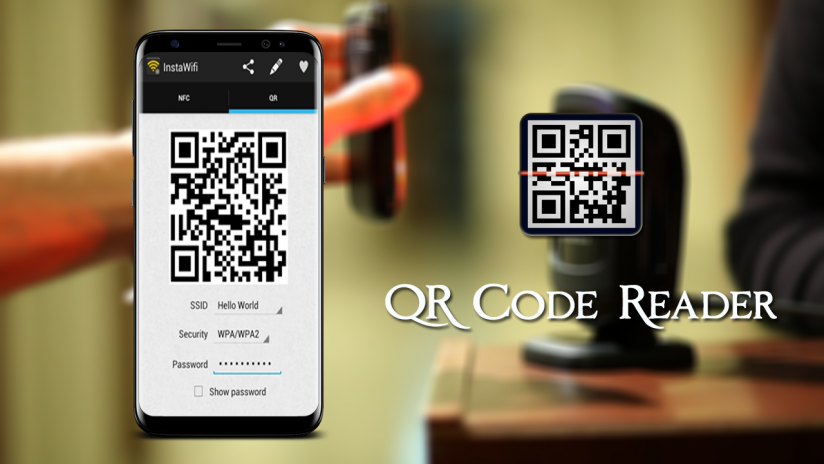 QR code reader 1 0 Download APK for Android - Aptoide