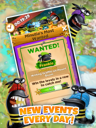 Best Fiends - Puzzle Adventure screenshot 13