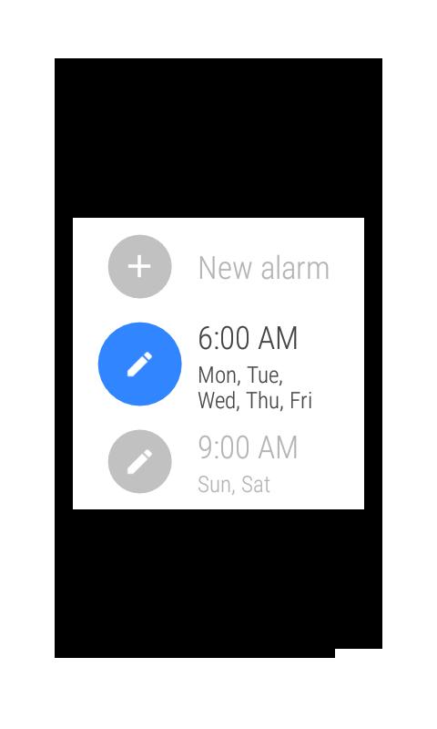 Relógio screenshot 1