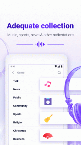 Smart Radio FM - Free Music, Internet & FM radio 1 2 8 Download APK
