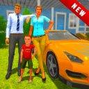 New virtual mom Happy family simulator game