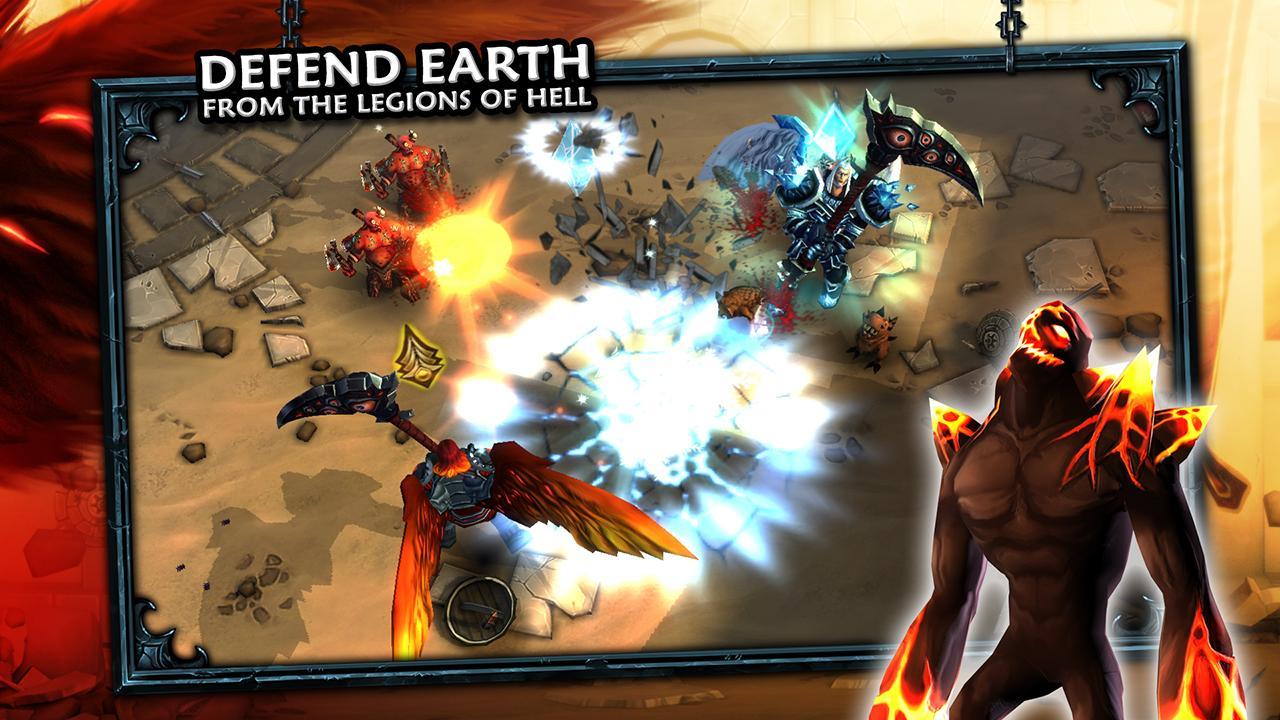 SoulCraft 2 - Action RPG screenshot 2