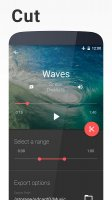 Timbre: Cut, Join, Convert Mp3 Audio & Mp4 Video Screen