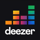 Deezer Music Player Icon