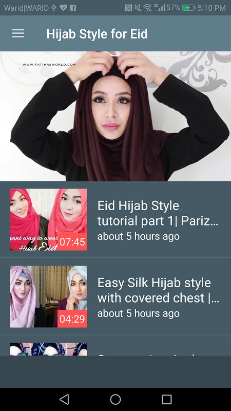 Hijab Style 1 0 Download Android Apk Aptoide