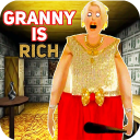 Scary Rich granny - The Horror Game 2019