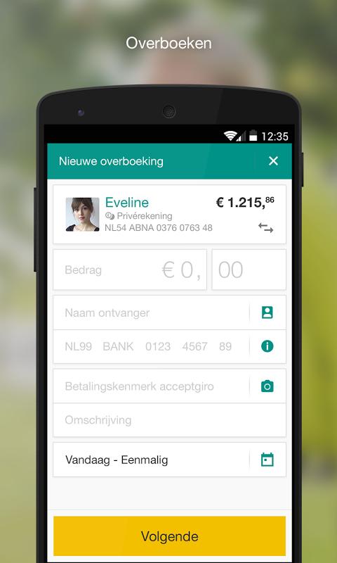 ABN AMRO Mobiel Bankieren screenshot 2