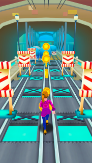 Subway Princess Surf - Endless Run screenshot 3