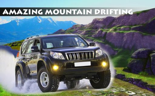 4x4 Mountain Car Driving 2017 screenshot 3