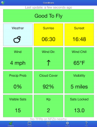 UAV Forecast for DJI Quadcopter & UAV Drone Pilots screenshot 5