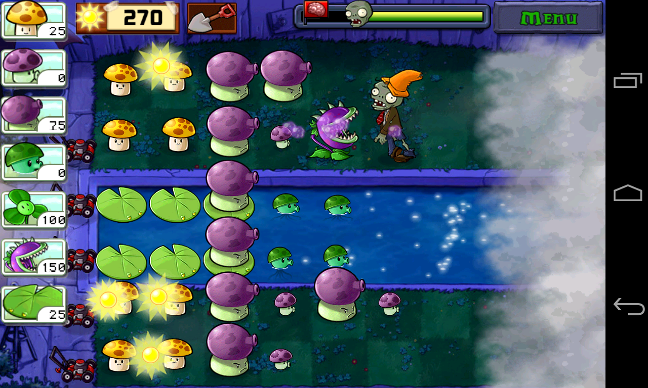 Plants vs. Zombies FREE screenshot 2