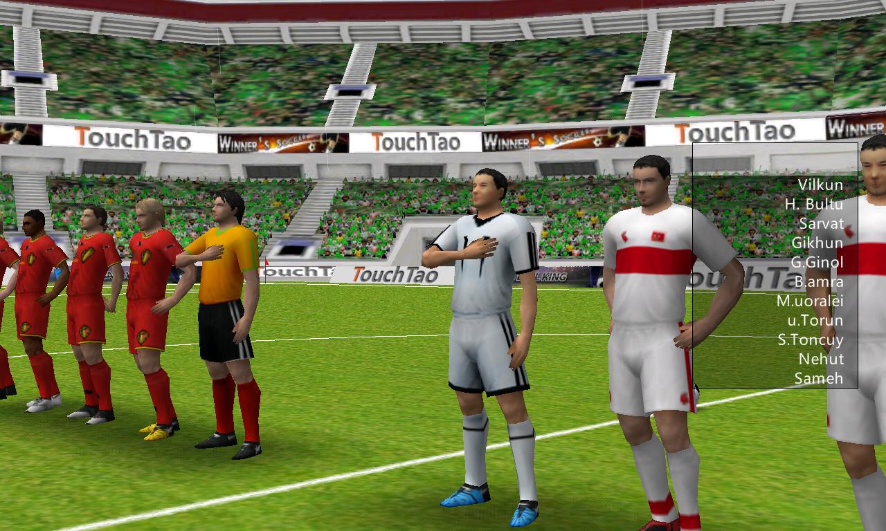 Liga der Welt screenshot 2