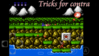 Tricks for Contra 1 Download APK for Android - Aptoide