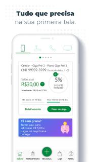 Algar Telecom screenshot 3