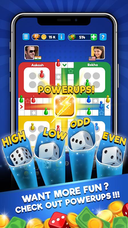 Ludo Club - Jogo Divertido de Dados screenshot 2