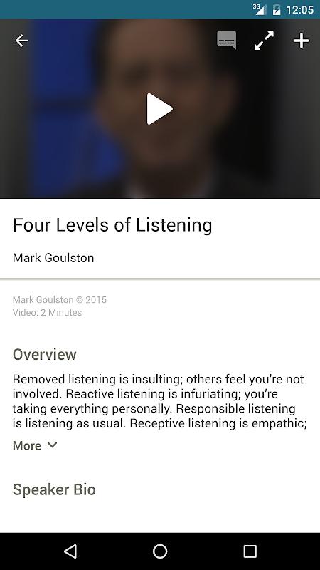 Skillsoft Learning App screenshot 2