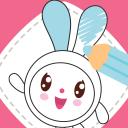 BabyRiki: Kids Coloring Game!
