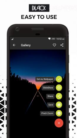 Black Amoled Wallpapers 101 Descargar Apk Para Android