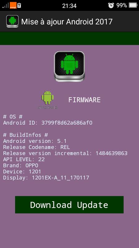 Android 2017 update screenshot 2
