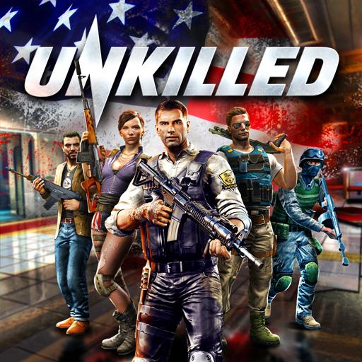 UNKILLED - Jogo de tiro multiplayer com zumbis