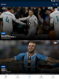 FOX Sports Latinoamérica screenshot 6