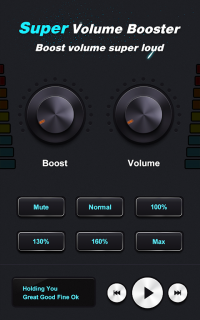 Volume Booster RRO - Sound Booster for Android 1 8 Download