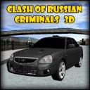 Clash of Russian criminals 3D