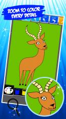 Vahsi Hayvanlar Boyama 1 3 Android Aptoide Icin Apk Indir