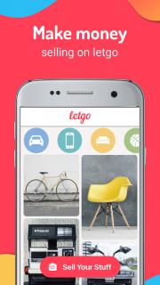 letgo: Buy & Sell Used Stuff, Cars & Real Estate screenshot 2