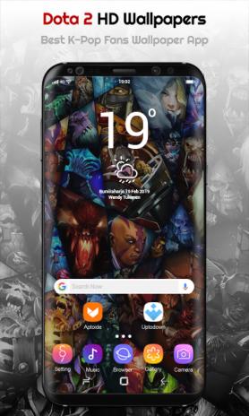 Dota Wallpapers 4k 102 Descargar Apk Para Android Aptoide