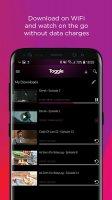 Toggle Screen