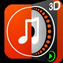 DiscDj 3D Music Player - 3D Dj Music Mixer Studio
